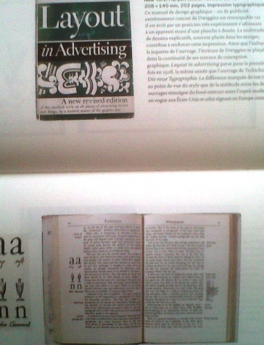 robert kinross,la typographie moderne,éditions B42,typographie,Amarante Szidon