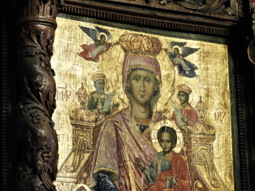 Annonciation,Palestine,église saint gabriel,la vie cachée de Nazareth,Charles de Foucauld,