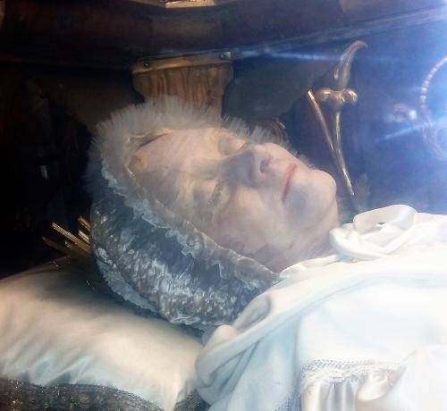 anna maria taïgi,saint chrysogone,napoléon,pie VII, chateaubriand,littérature,rome,christianisme,