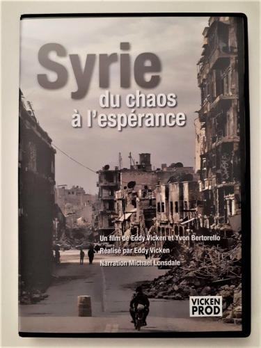 SOS Chrétiens d'Orient,Syrie, Du chaos à l'espérance,daech,