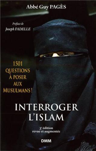islam,allah,jésus christ,abbé pages,interroger l'islam