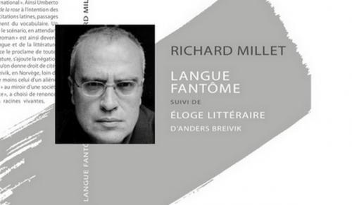 richard millet,éloge littéraire d'Anders Breivik,gallimard,alexis jenni,littérature