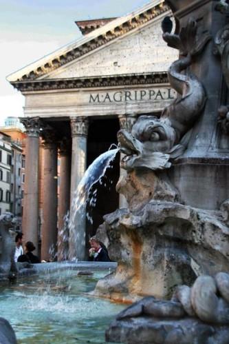 pantheon,rome,agrippa,pigna,ovide,métamophoses,homoi festivus,culture,littérature