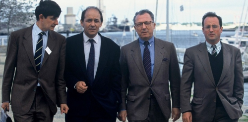 hollande,eurogroupe,Draghi,Juncker,Schulz,france,paris-match,politique,delors,euro,