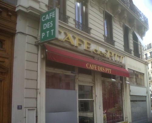 café des ptt,quartier grolée,lyon,gérard collomb,poitique