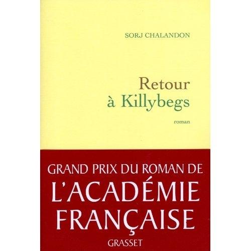 littérature,sorj chalandon,retour à killybegs,sinn fein,ira,denis donaldson,politique,société