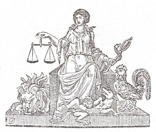 justice,ragoût,gaffiot,étymologie,garde des sceaux,république,corruption,empire,rome