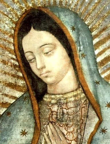 vierge de guadalupe,merveilleux chrétien,surnaturel,raison,