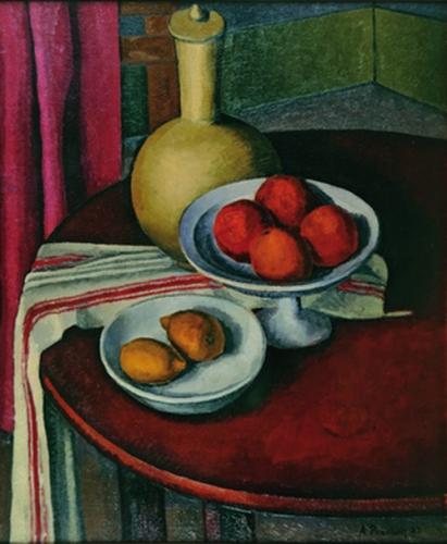 antonin ponchon,musée paul dini,peinture,lyon,ziniars