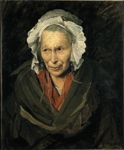 géricault,balzac,la cousine bette,la monomane de l'envie,musée des beaux-arts,littérature