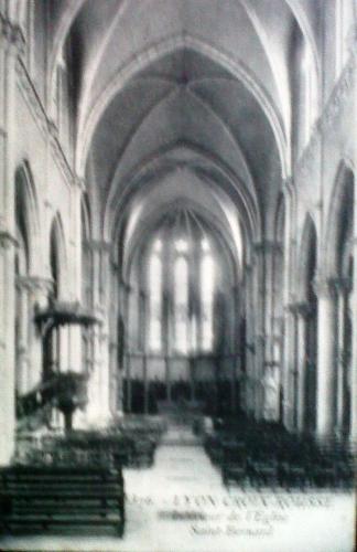 église saint-bernard,croix-rousse,canuts,lyon,christianisme,catholicisme