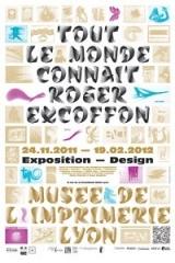 musée de l'imprimerie,typographie,actualité,lyon,roger excoffon