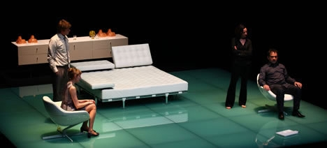 dominique pitoiset,edward albee,théâtre,virginia woolf,célestins
