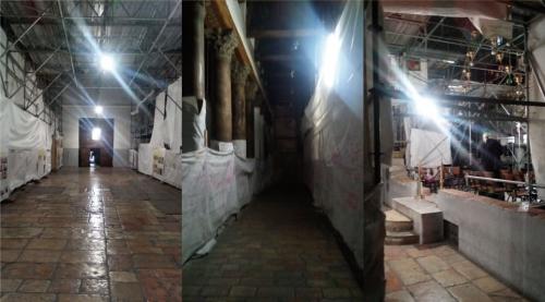 adhan,muezzin,bethléem,place de la Mangeoire,mosquée Omar,basilique de la Nativité