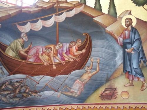 Tibériade,Galilée