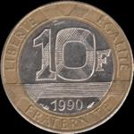 150px-10Francs1990revers.png