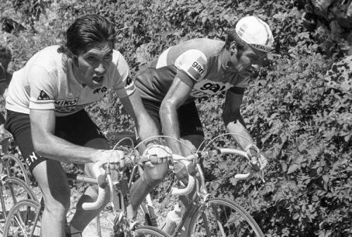 Eddy Merckx,poulidor,tour de france,soliloque,