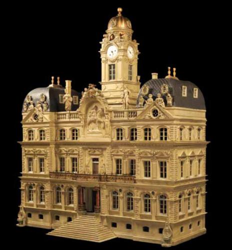 henriIV,LouisXIV,Hardouin Mansart,lyon,hôtel de ville,france,Clinton,Chirac, Barre, Béart, Gainsbourg,Macias