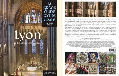 lyon,littérature,la grâce d'une cathédrale,la nuée bleue,primatiale saint-jean